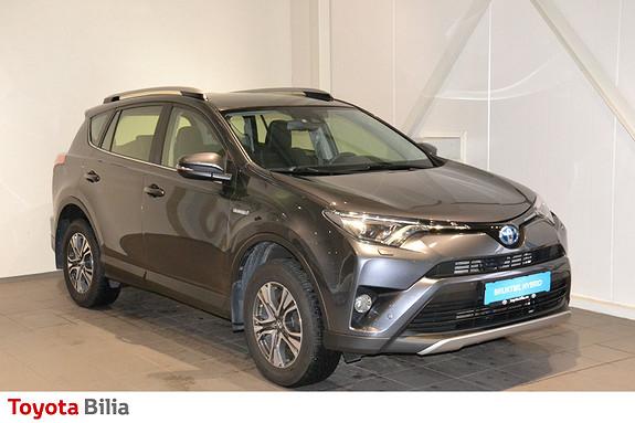 Toyota RAV4 Hybrid 4WD Active S  2017, 43000 km, kr 359000,-