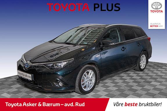 Toyota Auris Touring Sports 1,8 Hybrid Active Sport  2017, 35469 km, kr 229000,-