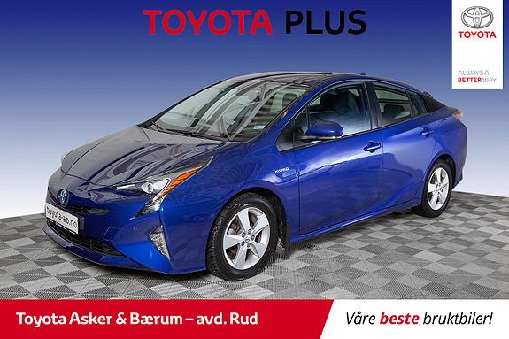 Toyota Prius 1,8 VVT-i Hybrid Executive  2016, 49071 km, kr 229000,-