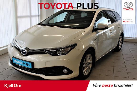 Toyota Auris Touring Sports 1,8 Hybrid Active Sport m/ Navi, DAB+  2018, 46922 km, kr 245000,-