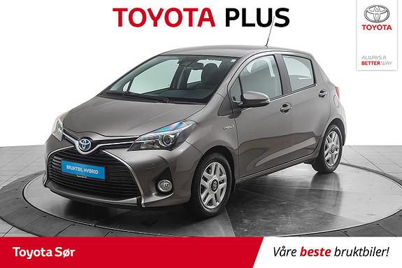 Toyota Yaris 1,5 Hybrid Active S e-CVT  2017, 29500 km, kr 169000,-