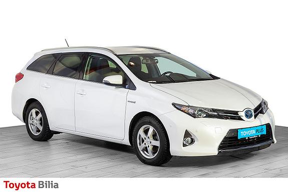 Toyota Auris Touring Sports 1,8 Hybrid Active Automat, lav km.  2015, 29982 km, kr 169000,-