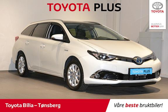 Toyota Auris Touring Sports 1,8 Hybrid Executive  2016, 45020 km, kr 219000,-