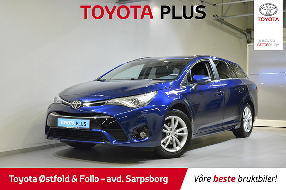 Toyota Avensis Touring Sports 1,8 Active M-drive 7S  2017, 31700 km, kr 265000,-