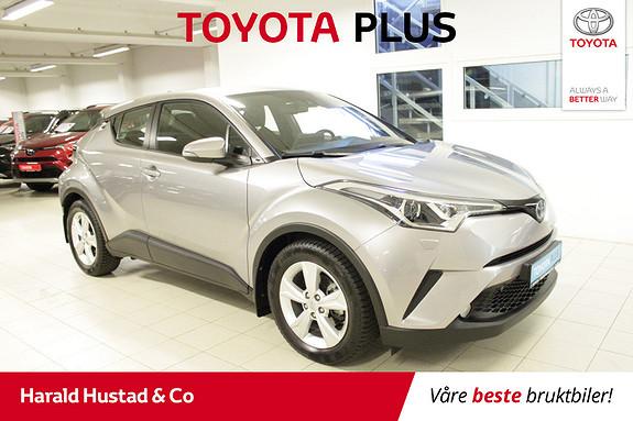Toyota C-HR 1,8i Hybrid Active , SERVICEAVTALE 3 ÅR,  2018, 33200 km, kr 299000,-