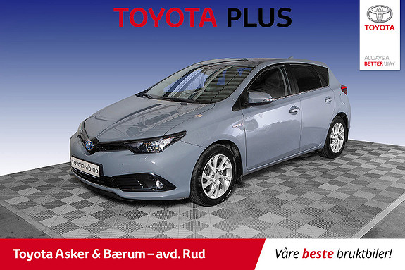 Toyota Auris 1,8 Hybrid E-CVT Active Sport  2018, 49661 km, kr 239000,-