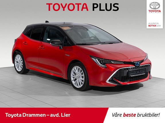 Toyota Corolla 1,8 Hybrid Touring Sports e-CVT Executive  2019, 4685 km, kr 359000,-