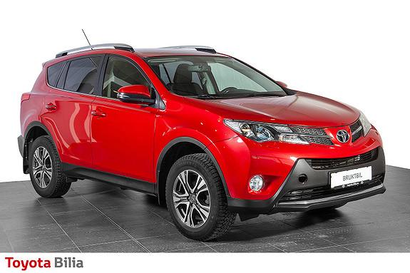 Toyota RAV4 2,2 D-4D 4WD Active Style 150 hk  2014, 67300 km, kr 269900,-