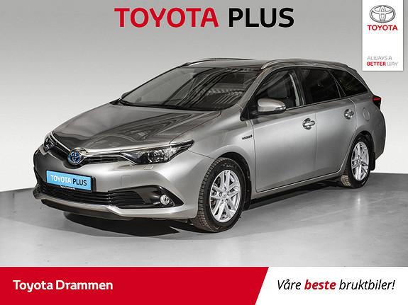 Toyota Auris Touring Sports 1,8 Hybrid Active Sport  2018, 46940 km, kr 239000,-