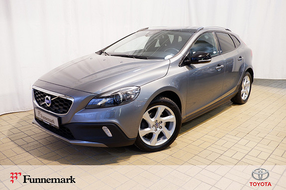 Volvo V40 Cross Country D2 Summum aut  2015, 53 191 km, kr 209 000,-