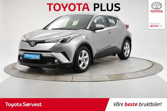 Toyota C-HR 1,8i Hybrid Active  2017, 41464 km, kr 279000,-