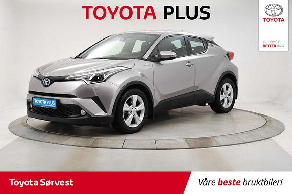 Toyota C-HR 1,8i Hybrid Active  2017, 32695 km, kr 269000,-