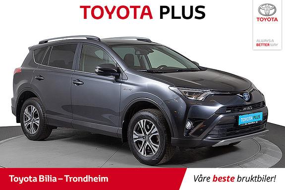 Toyota RAV4 Hybrid 2WD Active aut  2018, 12600 km, kr 369900,-