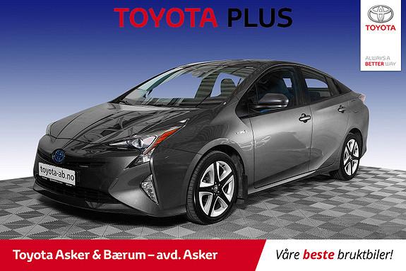 Toyota Prius 1,8 VVT-i Hybrid Active Style  2016, 37738 km, kr 229000,-