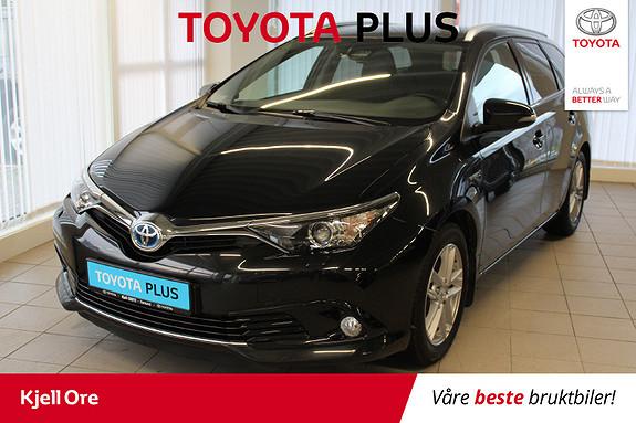 Toyota Auris Touring Sports 1,8 Hybrid Active Sport m/ Navi, DAB+  2018, 47367 km, kr 245000,-