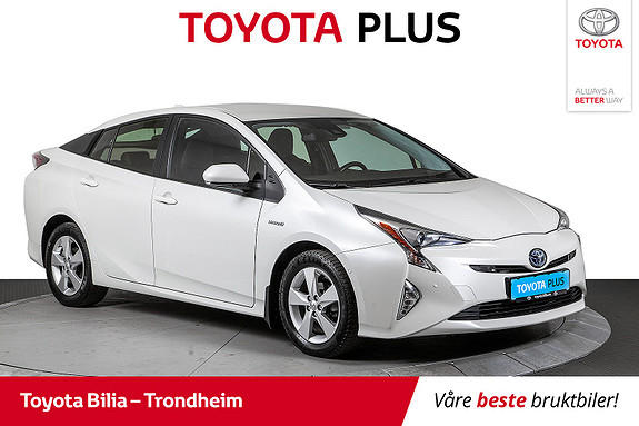 Toyota Prius Plug-in Hybrid 1,8 VVT-i Hybrid Executive  2016, 36170 km, kr 219900,-
