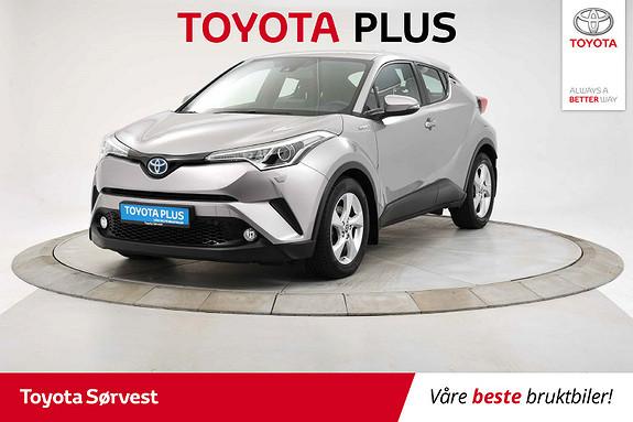 Toyota C-HR 1,8i Hybrid Active  2017, 42405 km, kr 269000,-