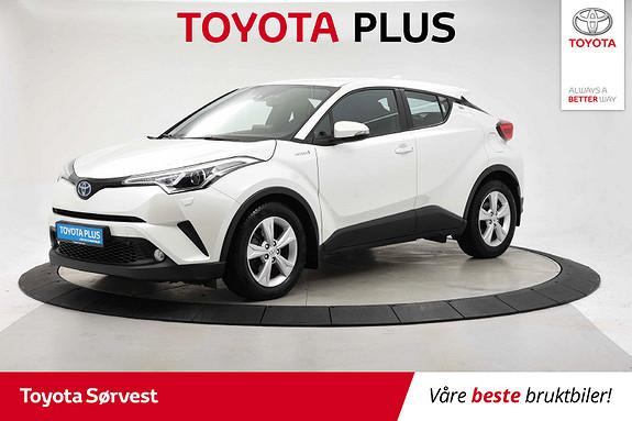 Toyota C-HR 1,8 WT-i Hybrid Active  2017, 43078 km, kr 269000,-