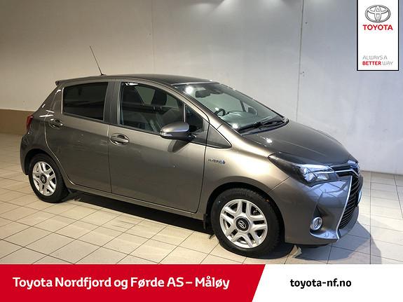 Toyota Yaris 1,5 Hybrid Style  2016, 21241 km, kr 181000,-
