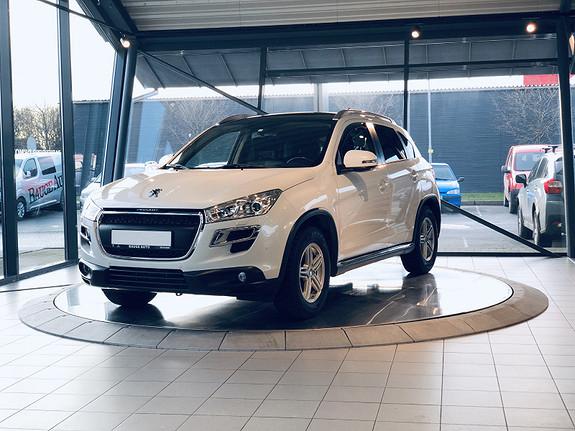 Peugeot 4008 Allure 4x4 1,6 e-HDI 115hk  2015, 71200 km, kr 209000,-