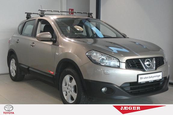 Nissan Qashqai 1,6 Tekna  2010, 146200 km, kr 84000,-