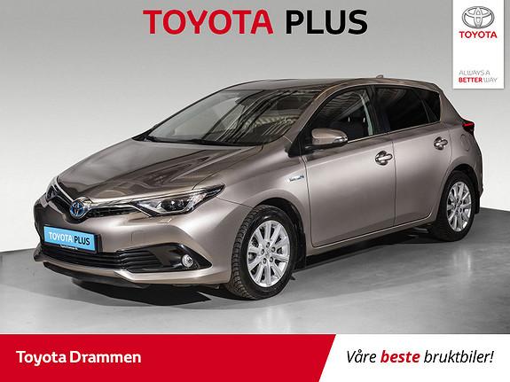 Toyota Auris 1,8 Hybrid E-CVT Style  2016, 40080 km, kr 193000,-