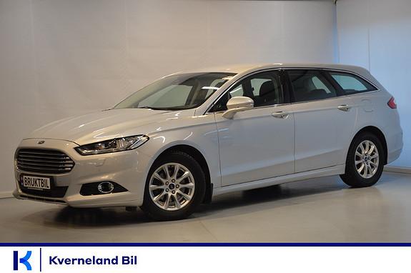 Ford Mondeo 2,0 TDCi 180hk Titanium AWD aut  2016, 51000 km, kr 349900,-