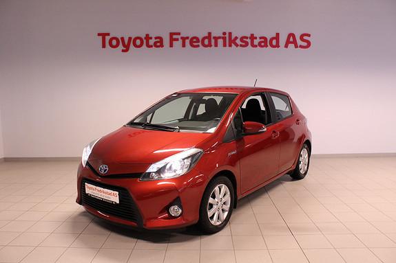 Toyota Yaris 1,5 Hybrid Active  2013, 72732 km, kr 109000,-