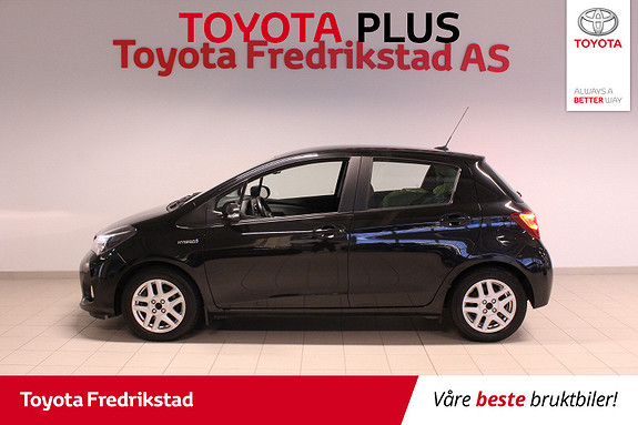 Toyota Yaris 1,5 Hybrid Active S e-CVT  2016, 45215 km, kr 169000,-