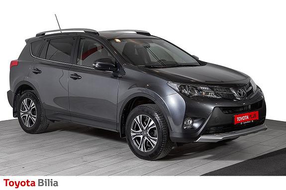 Toyota RAV4 2,0 4WD 71'N Edition CVT Bensin automat, flott bil  2015, 42994 km, kr 299000,-