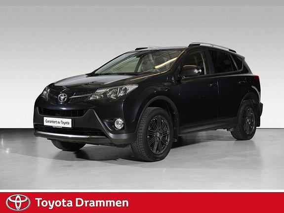 Toyota RAV4 2,2 D-CAT 4WD Exective aut  2013, 124360 km, kr 249000,-