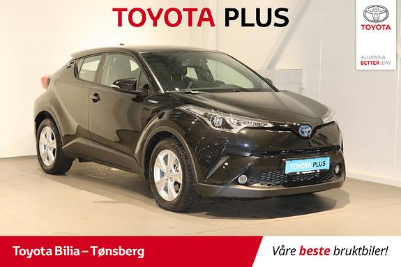Toyota C-HR 1,8i Hybrid Active  2018, 11600 km, kr 296000,-