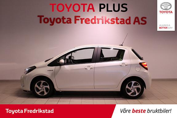 Toyota Yaris 1,5 Hybrid Active S e-CVT  2016, 46567 km, kr 169000,-