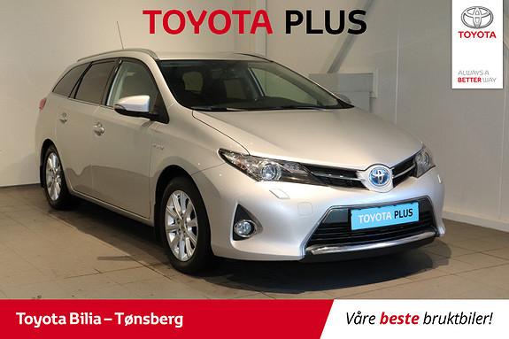 Toyota Auris Touring Sports 1,8 Hybrid Active+  2015, 110000 km, kr 139000,-