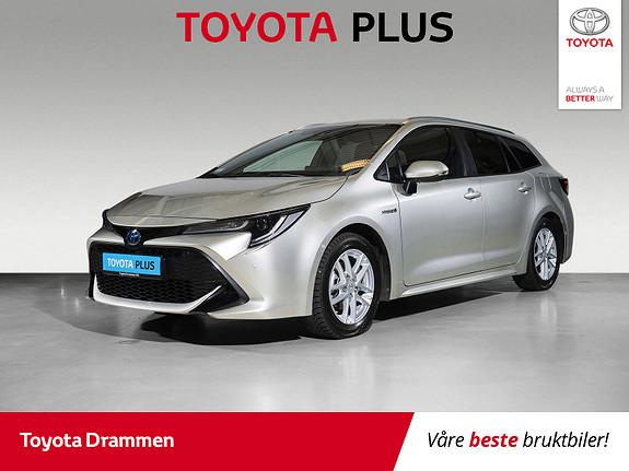 Toyota Corolla 1,8 Hybrid Touring Sports e-CVT Active Tech  2019, 21630 km, kr 349000,-