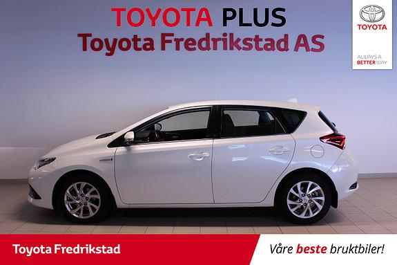 Toyota Auris 1,8 Hybrid E-CVT Active  2016, 25168 km, kr 199000,-