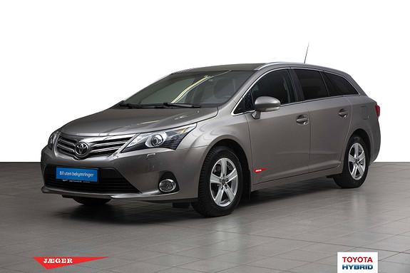 Toyota Avensis 1,6 132hk Advance  2014, 55800 km, kr 179000,-