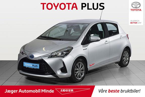 Toyota Yaris 1,5 Hybrid Active Go e-CVT aut  2018, 30900 km, kr 209000,-