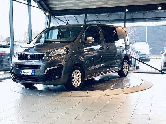 Peugeot Expert 2,0 BlueHDi 120hk Mester L2 NY  2016, 49000 km, kr 199000,-