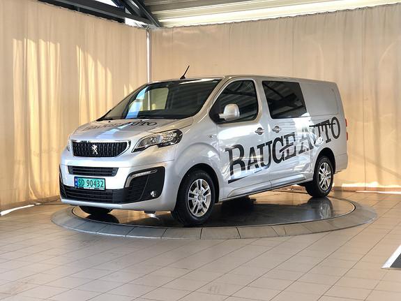 Peugeot Expert Mester 2,0 BlueHDi 150hk L3  2018, 14000 km, kr 279000,-