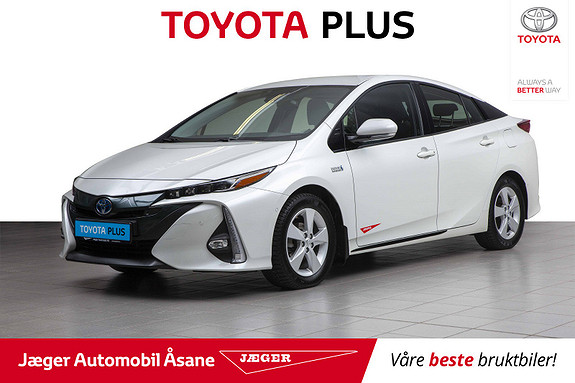Toyota Prius Plug-in Hybrid 1,8 VVT-i Executive PHV  2017, 27900 km, kr 269000,-