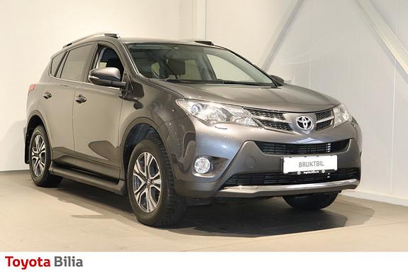 Toyota RAV4 2,0 4WD Multidrive S Active  2013, 135000 km, kr 219000,-