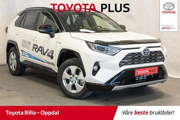 Toyota RAV4 Hybrid AWD-i Style aut ,hengerfeste  2019, 16000 km, kr 539000,-
