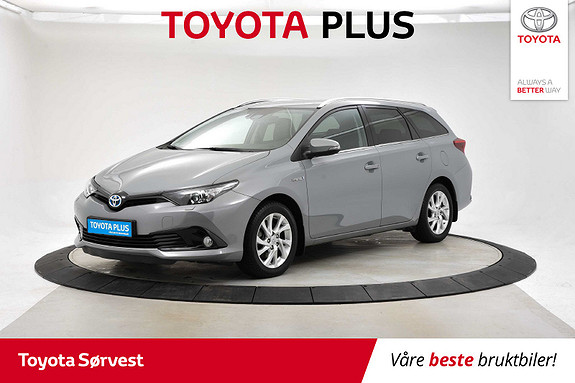 Toyota Auris Touring Sports 1,8 Hybrid Active+  2018, 43 860 km, kr 249 000,-