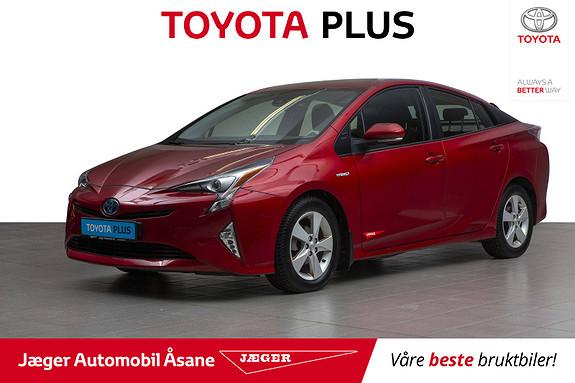 Toyota Prius 1,8 VVT-i Hybrid Active Style  2016, 81400 km, kr 199000,-