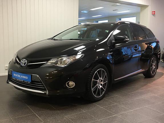 Toyota Auris 1,8 Hybrid E-CVT Executive  2014, 79748 km, kr 169000,-