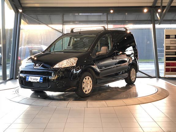 Peugeot Partner L1 1,6 HDi 75hk  2010, 185000 km, kr 39000,-