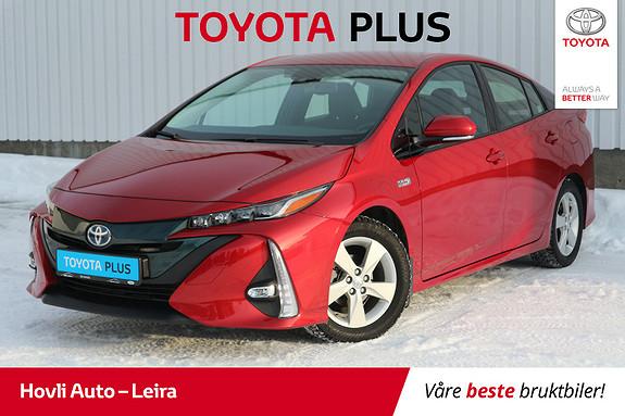 Toyota Prius Plug-in Hybrid 1,8 VVT-i Plug-in Hybrid Advance // Lakkforseglet //  2017, 21500 km, kr 248800,-