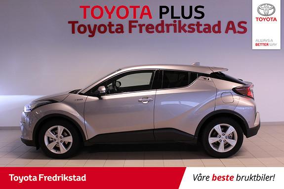 Toyota C-HR 1,8i Hybrid Lounge Tech  2019, 16912 km, kr 339000,-