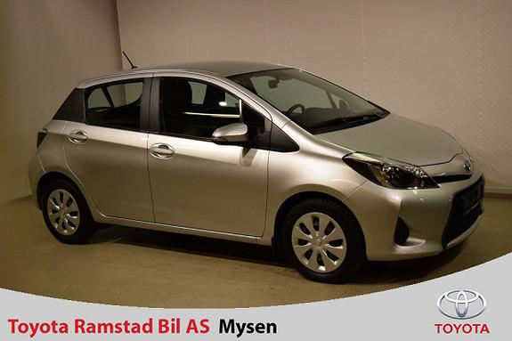 Toyota Yaris 1,5 Hybrid Active e-CVT , Lav kjørelengde !  2014, 29369 km, kr 129000,-